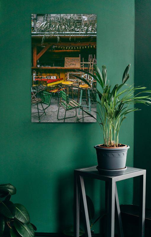 Tablou Canvas Bar