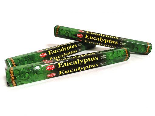 Bețisoare parfumate eucalipt principal