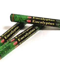 Bețisoare parfumate eucalipt secundar