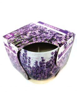 Lumânare parfumată lavandă secundar