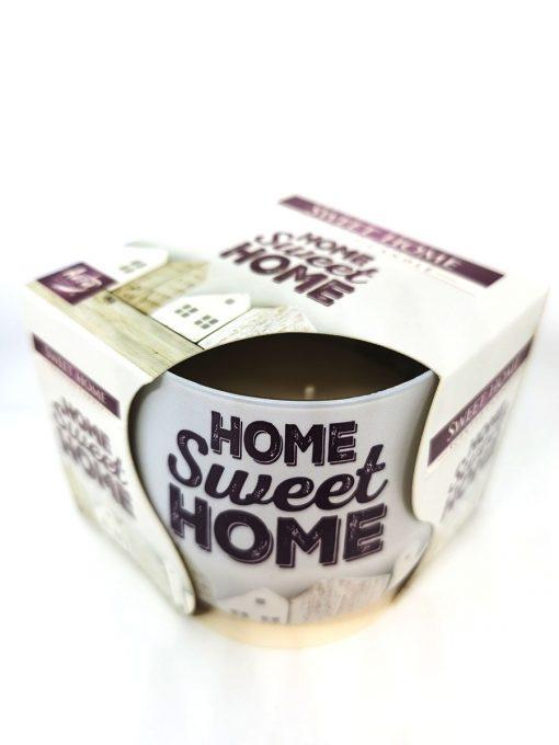 Lumânare parfumată sweet home secundar