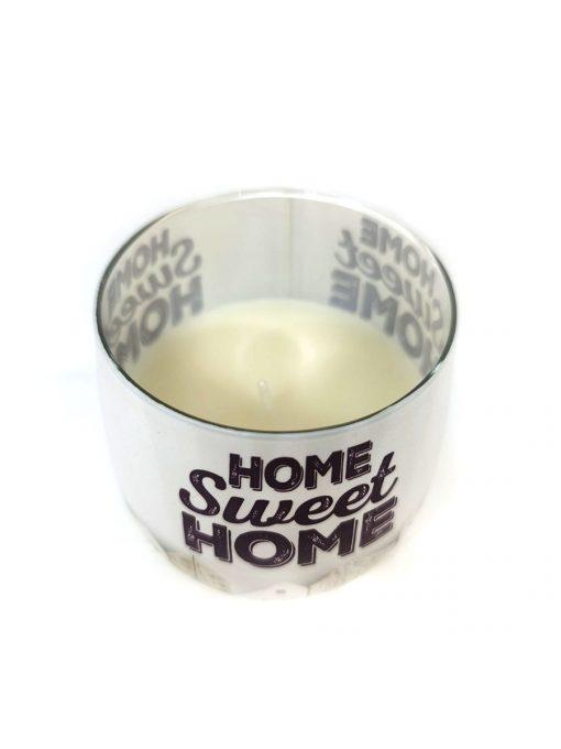 Lumânare parfumată sweet home terț