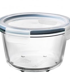 Caserola cu capac rotund Sticla 600ml - Principal
