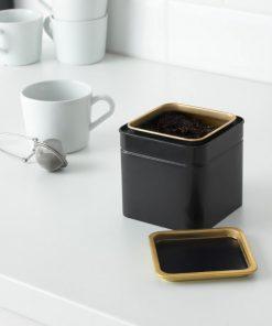 Cutie pentru cafea sau ceai 10x10x10cm