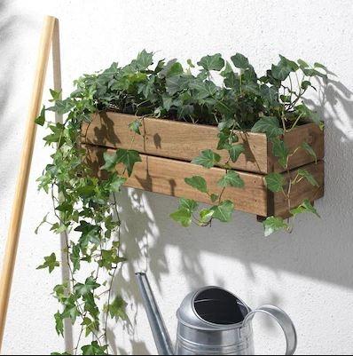 Jardiniera exterior 43x15cm