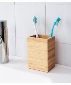 Suport periuta de dinti Bambus