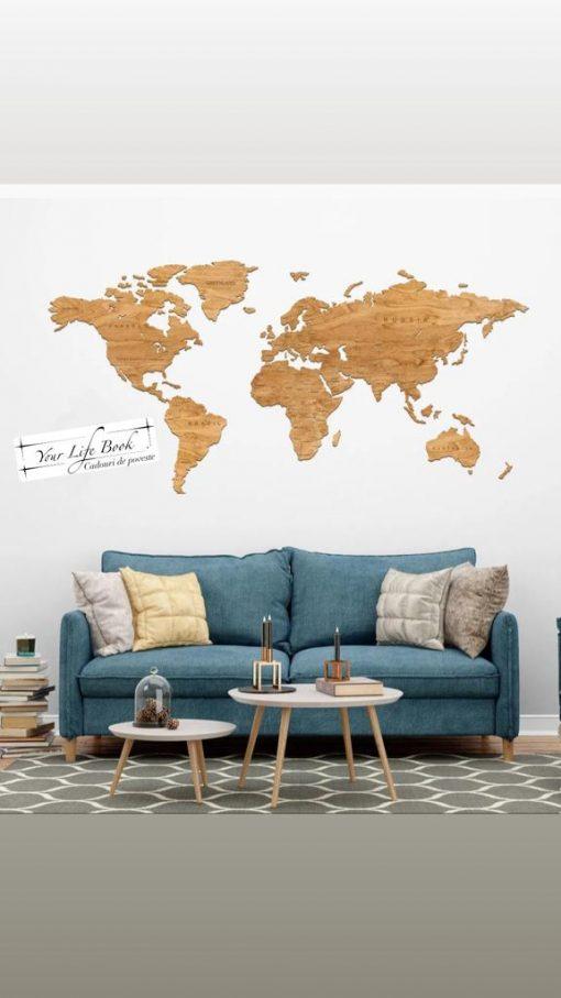 Harta Lumii (3)
