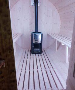 Sauna de exterior (1)