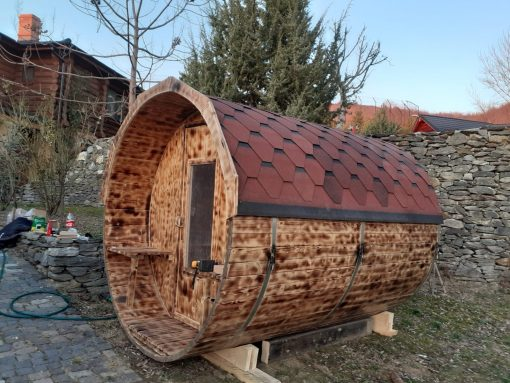 Sauna de exterior (2)