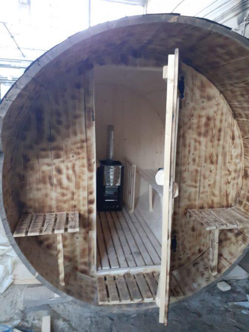 Sauna de exterior (3)