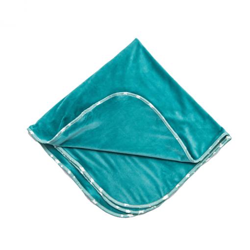 paturica dubla turquoise 1
