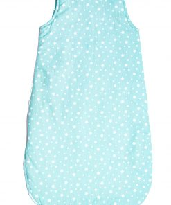 sac de dormit de iarna stelute turquoise 2 scaled 1