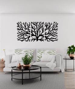 Decoratiune perete Ramuri141x70 cm 1