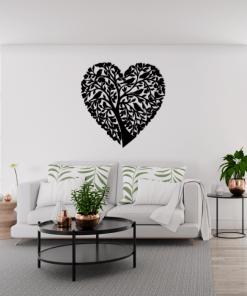 Decoratiune perete Viata din arbori 75x76 cm 85x86 cm