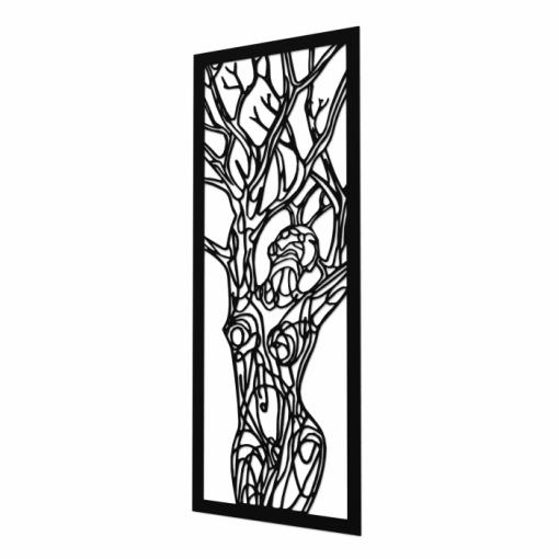 decoratiune perete silueta copacului 46 6727